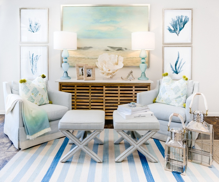 coastal decor accessories